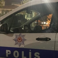 Photo taken at Kıraç Polis Merkezi Amirliği by Burç K. on 10/21/2017