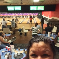 Photo taken at AMF Star Lanes - Greenville by Olga A. on 8/27/2016