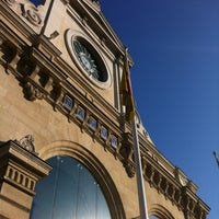Photo taken at Gare de Namur by olivier s. on 3/13/2013