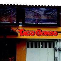 Photo taken at Taco Gordo by Vaaleriia L. on 3/1/2014