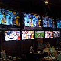 Photo taken at Jocks & Jills Sports Grill by Michael F. on 11/24/2012