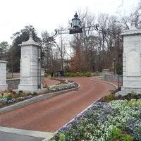 Photo taken at Emory University by Michael F. on 1/3/2013