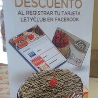Photo taken at Pastelería Lety by Yaressi G. on 7/4/2016