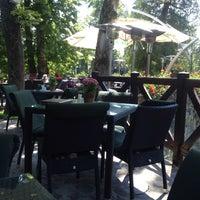 Photo taken at Restauracia Rybarska Basta by Lucia on 6/20/2017
