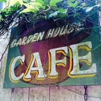 Photo taken at Garden House Cafe by Patti U. on 5/25/2014