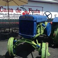 Photo taken at Casa de Fruta by Patti U. on 4/27/2013