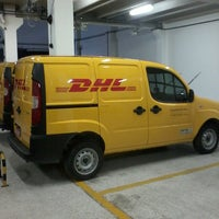 Photo taken at DHL Logistics (Brazil) Ltda by Jose Hamilton Alves de Souza H. on 3/10/2014