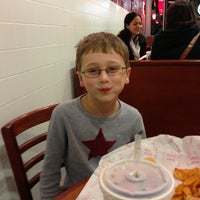Photo taken at Jimmy John's by Andrew G. on 2/9/2013