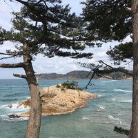 Foto tirada no(a) Uradome Coast por かきちゃん em 3/24/2017