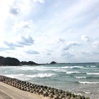 Foto scattata a Uradome Coast da かきちゃん il 3/24/2017