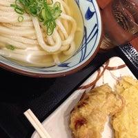 Photo taken at Marugame Seimen by かきちゃん on 6/17/2014