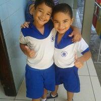 Photo taken at Colégio Monsenhor Joviniano Barreto by Anne L. on 9/3/2015