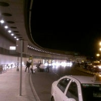 Photo taken at Terminal 2 by Cristian A. on 11/12/2012