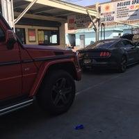 Photo taken at Sun Hand Car Wash by Vadim G. on 2/12/2016