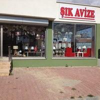 Photo taken at şık avize by Haluk C. on 9/15/2014