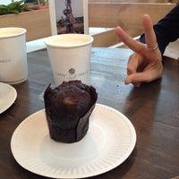 Снимок сделан в CAFFE' del PARCO пользователем Dasha A. 9/29/2014