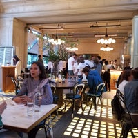 Photo taken at Bocce Union Square by Rachel F. on 6/7/2018