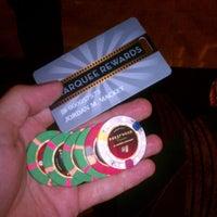 Photo taken at Hollywood Casino at Kansas Speedway by Jordan M. M. on 9/1/2013