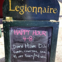 Photo taken at The Legionnaire Saloon by Graham L. on 7/12/2013