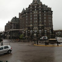 Photo taken at The Fairmont Banff Springs Hotel by David L. on 5/23/2013