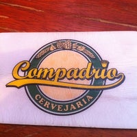 Photo taken at Cervejaria Compadrio by Renato on 6/7/2013