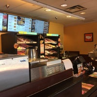 Photo taken at Dunkin Donuts by Red Brick Town B. on 6/25/2016