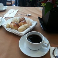 "Photo taken at Restaurante ""La Salmantina"" by Luis Iván O. on 12/30/2012"
