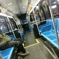 Photo taken at MTA Bus - Hoffman Dr & Woodhaven Blvd (Q11/Q21/Q29/Q38/Q52LTD/Q53LTD) by Bill T. on 4/19/2017