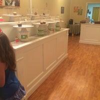 Photo taken at Cupcake Shoppe by Amanda B on 6/13/2014