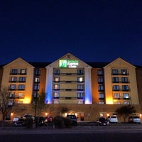 Photo taken at Holiday Inn Express & Suites Albuquerque Midtown by Mitchell T. on 3/13/2014