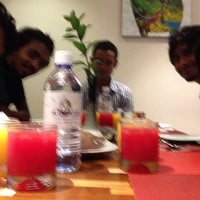 Photo taken at Belle Amie Bistro by Alaan on 7/7/2014