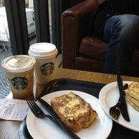 Photo taken at Starbucks Coffee by Spence J. on 11/5/2012