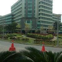 Photo taken at Kementerian Pendidikan Malaysia (KPM) by Azize H. on 8/22/2014