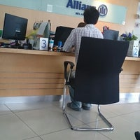 Photo taken at Allianz Life Insurance by Azize H. on 3/10/2014
