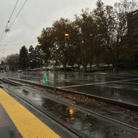 Photo taken at VTA Lightrail Tasman Station by Danish A. on 11/9/2015