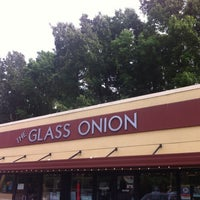 Photo taken at The Glass Onion by Matt T. on 5/10/2014