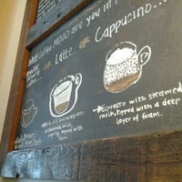 Photo taken at Starbucks by Larry C. on 10/16/2013