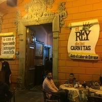 Foto tomada en El Rey de Las Carnitas por Liliana U. el 11/3/2016