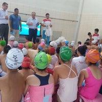 Photo taken at Alleben 2 Yüzme Havuzu by Hatice U. on 8/22/2015