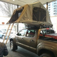 Photo taken at Toyota of Seattle by Glenn B. on 12/22/2014