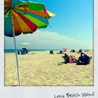 Photo taken at Brant Beach by Heather M. on 6/29/2013