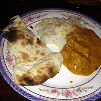 Photo taken at Naan-N-Curry by Daniel M. on 11/15/2012