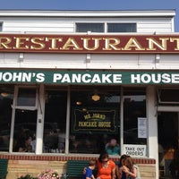 Photo taken at Mr. John's Pancake House by Scott M. on 6/24/2013