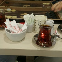 Photo taken at Nar Cafe by Osman Y. on 2/18/2017