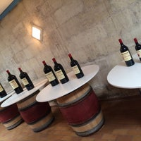 Photo taken at Château Figeac by Dinos R. on 6/8/2016