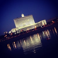Photo taken at Russian Government Building by Inna S. on 4/16/2013