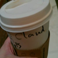 Photo taken at Starbucks by Chris Claud D. on 10/3/2012
