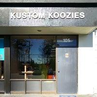 Photo taken at Kustom Koozies by Martin B. on 12/12/2013