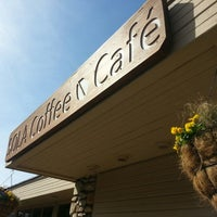 Photo taken at Sola Coffee Café by Martin B. on 2/4/2013