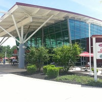 Photo taken at Delaware House Travel Plaza by Martin B. on 7/14/2013